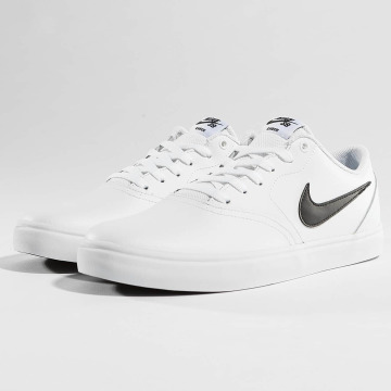 Nike SB Sneakers SB Check Solarsoft Skateboarding white
