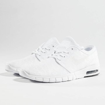 Nike SB Snejkry SB Stefan Janoski Max bílý
