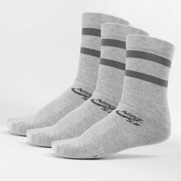 Nike SB Socken Crew Skateboarding grau