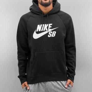 Nike SB Sudadera Icon negro