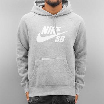 Nike SB Sweat capuche Icon gris