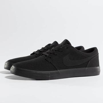 Nike SB Tøysko Solarsoft Portmore II svart