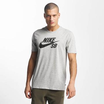 Nike SB T-Shirt SB Logo gray