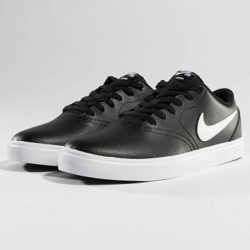 Nike SB Tennarit SB Check Solarsoft Skateboarding musta