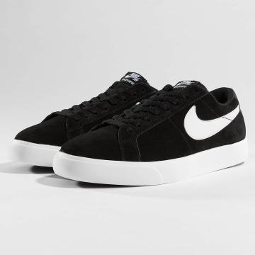 Nike SB Tennarit SB Blazer Vapor Skateboarding musta