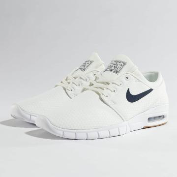 Nike SB Tennarit SB Stefan Janoski Max valkoinen