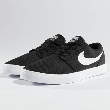 Nike SB Zapatillas de deporte SB Portmore II Ultralight negro