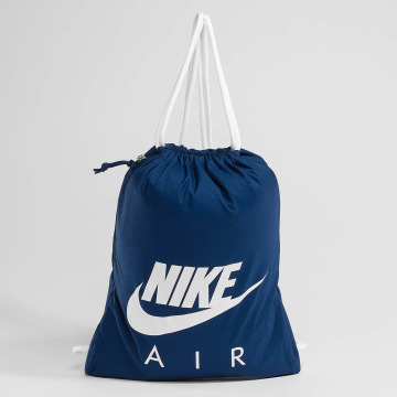 Nike Shopper Heritage Gym Sack 1 GFX blauw