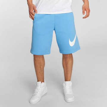Nike Short FLC EXP Club bleu