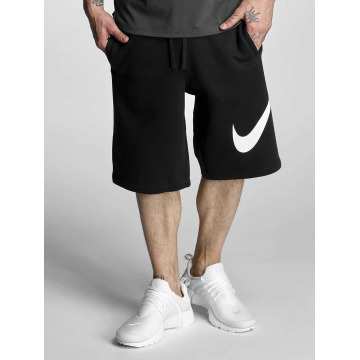 Nike Short FLC EXP Club noir