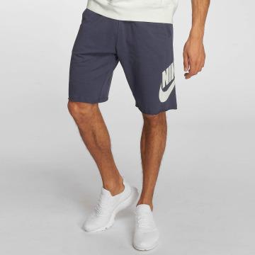 Nike shorts NSW FT GX blauw