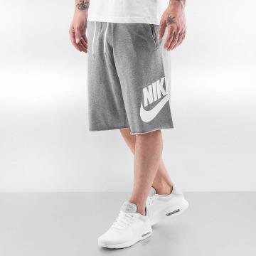 Nike Shorts NSW FT GX grau