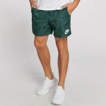 Nike Shorts Flow Aop Woven grün