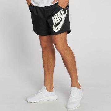 Nike Shorts Flow HBR Woven schwarz