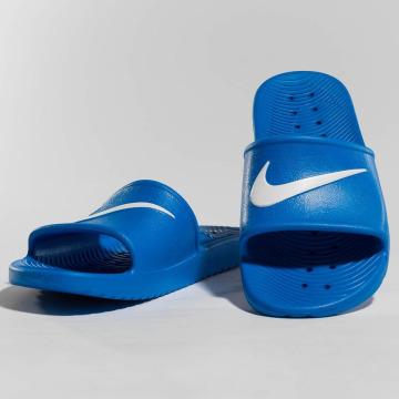 Nike Slipper/Sandaal Kawa Shower blauw