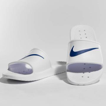 Nike Slipper/Sandaal Kawa Shower Slide wit