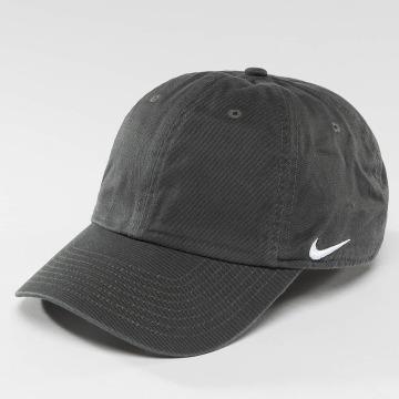 Nike Snapback Cap Heritage 86 grau
