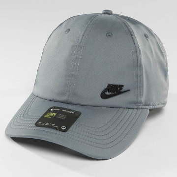 Nike snapback cap NSW H86 Metal grijs