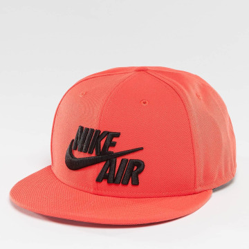 Nike Snapback Cap Air True EOS red