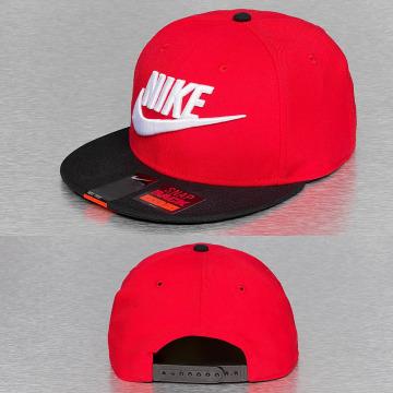 Nike Snapback Cap Futura True 2 rot