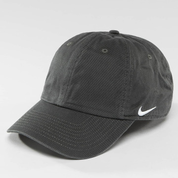 Nike Snapback Caps Heritage 86 harmaa