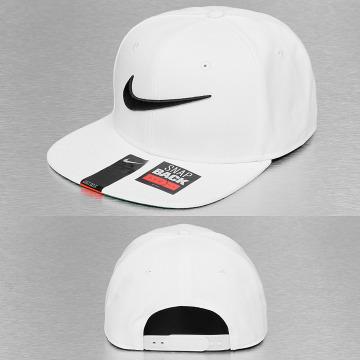 Nike Snapback Caps NSW Swoosh Pro valkoinen