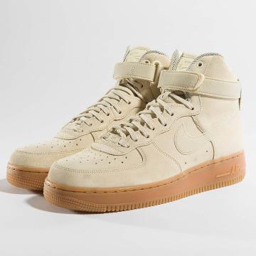 Nike Sneaker Air Force 1 Hi Se beige