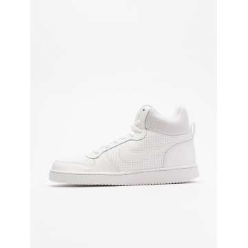 Nike Sneaker Court Borough Mid bianco