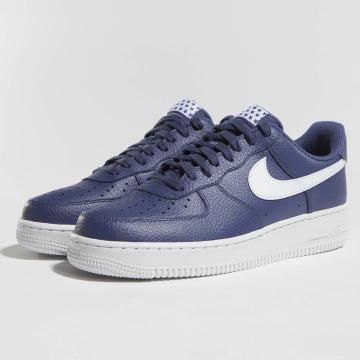 Nike Sneaker Air Force 1 '07 blau