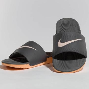 Nike Sneaker Kawa Slide grau