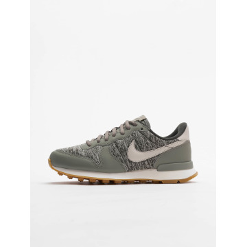 Nike sneaker Internationalist groen