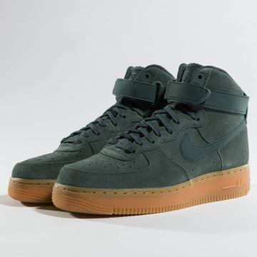 Nike Sneaker Air Force 1 High '07 LV8 grün