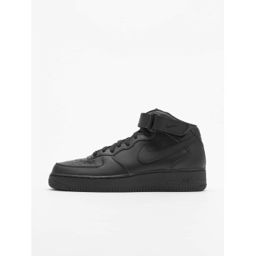 Nike Sneaker Air Force 1 Mid '07 Basketball Shoes nero