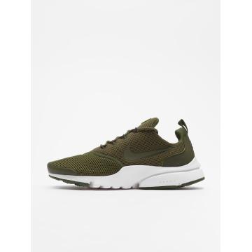 Nike sneaker Preto Fly olijfgroen