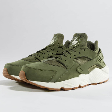Nike Sneaker Air Huarache oliva