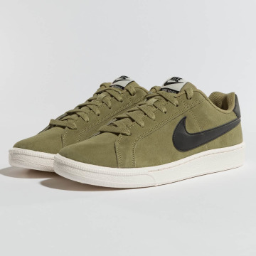 Nike Sneaker Court Royale Suede olive
