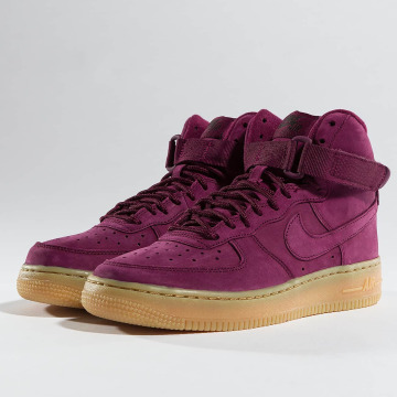 Nike sneaker Air Force 1 High WB rood