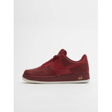 Nike sneaker Air Force 1 '07 rood
