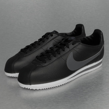Nike Sneaker Classic Cortez Leather schwarz