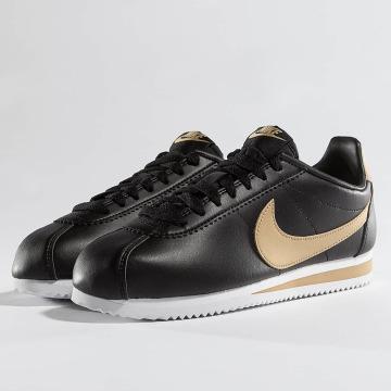 Nike Sneaker Classic Cortez schwarz