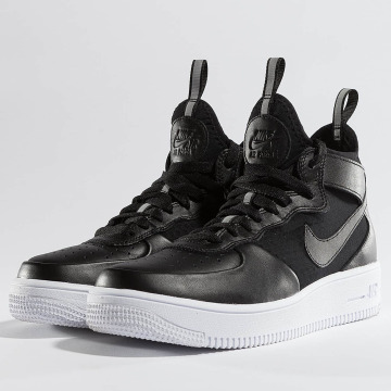Nike Sneaker Air Force One Ultraforce schwarz