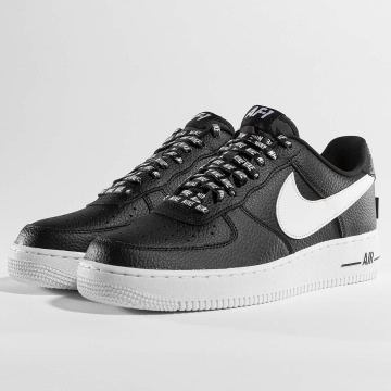 Nike Sneaker Nike Air Force 1 07' LV8 schwarz