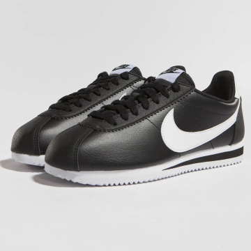 Nike Sneaker Cortez Leather schwarz