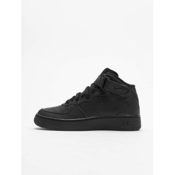 Nike Sneaker Air Force 1 Mid Kids Basketball schwarz