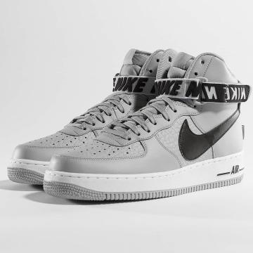 Nike Sneaker Air Force 1 High 07 silberfarben