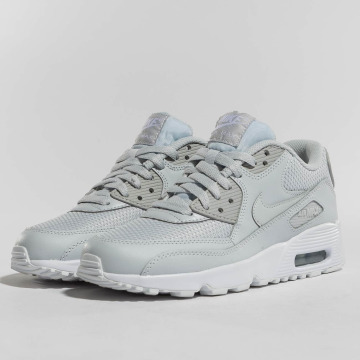 Nike sneaker Air Max 90 Mesh (GS) zilver