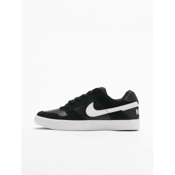 Nike sneaker SB Delta Force Vulc Skateboarding zwart