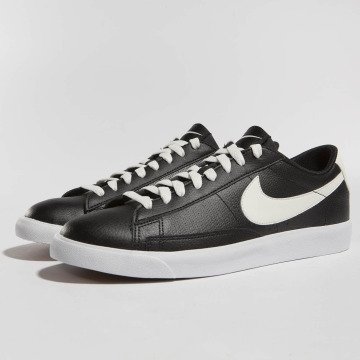 Nike sneaker Blazer Low Leather zwart