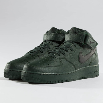 Nike Sneakers Air Force 1 Mid '07 green
