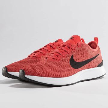 Nike Sneakers Dualtone Racer röd